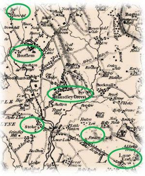 Yates Map 1775