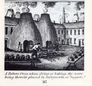 oven firing