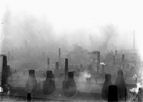 stoke on trent air quality